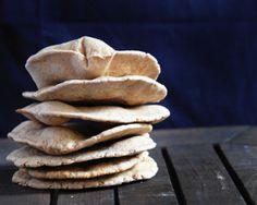 Simple Pita, gluten free, gf, gluten free bread recipes