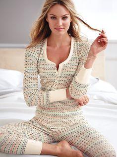 pijama para el invierno