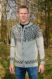Ravelry: The Secret Viking pattern by Madeleine Bergh