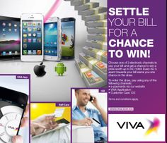 VIVA Announces the Winners of its Second Electronic Payment Draw  VIVA, Kuwait's fastest-growing and most developed telecom operator, announced today the winners of the second Electronic Payment draw. The draw took place on 7 January 2014.