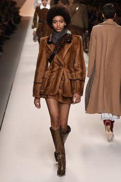 Fendi Autumn/Winter 2018 Ready To Wear   British Vogue