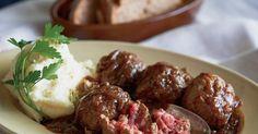 ビールのほろ苦さと肉の甘みが絡み合う|『ELLE gourmet(エル・グルメ)』はおしゃれで簡単なレシピが満載!