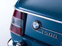 BMW 1500 | Classic BMW | Classic Bimmers | Classic Cars | Car | Car photography | dream car | collectable car | drive | sheer driving pleasure | Schomp BMW