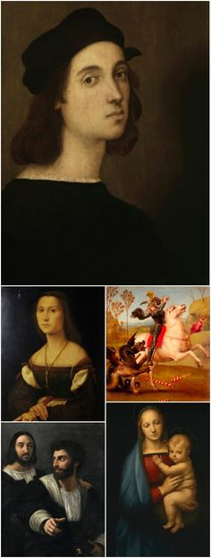 Le Marche Renaissance Master Raphael in the largest exhibition of paintings every organized outside of Italy