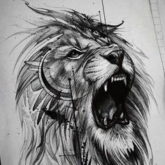 Wall paper preto leao Ideas for 2019 Lion Head Tattoos, Leo Tattoos, Tiger Tattoo, Animal Tattoos, Body Art Tattoos, Warrior Tattoos, Tattos, Small Tattoos, Lion Tattoo Design