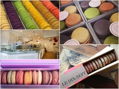 While the passion for cupcakes may have faded, the market for macarons is still roaring, with spot after spot turning out the delicate French treats. Naturally gluten-free thanks to their. San Francisco Food, San Francisco Restaurants, San Francisco Travel, Food Spot, California Dreamin', Northern California, Make Way, Food Places, Finding Peace