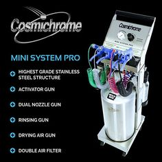 16 Best Cosmichrome Machines images in 2019 | Chrome
