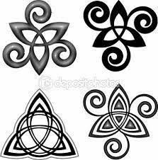 Image result for celtic quaternary knot tattoo