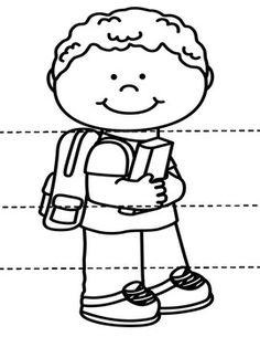 Head Shoulders Knees Toes by Farming a Pre K Mind Cutting Activities, Toddler Learning Activities, Teaching Kids, Preschool Worksheets, Kindergarten Activities, Mat Man, Body Preschool, Community Helpers Preschool, Music And Movement