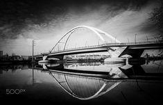 the eye - Lowry Avenue Bridge  Minneapolis, Minnesota USA  the eye | Matthew Blum