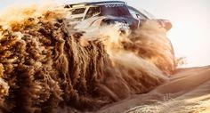 #Peugeot2008DKR #Peugeot #ConceptCar #Dakar #Competition #Race