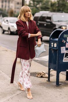 1/111 Tydzień mody w Nowym Jorku wiosna-lato 2019