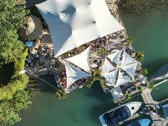 Wörthersee Hotspot 2020: Moët & Chandon Summer Residence - Moet Chandon, Beach Club, Sangria, Opera House, Chill, Summer, Travel, Bartenders, Summer Days