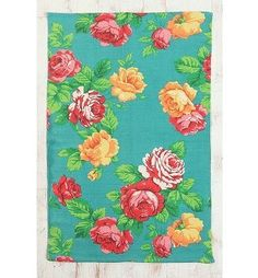 floral rug I love this rug and did anyone see on tv the other day where textile artists are taking old silk rugs and redying them in bright vibrant colours so cool!