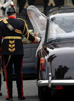 Kate Middleton Photos - Royal Wedding: Guests and the Newlyweds - Zimbio