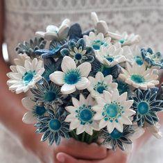 כחול ולבן זה הצבע שלי (קרדיט: אורלי פיטל https://www.facebook.com/CeramicsByOrly)
