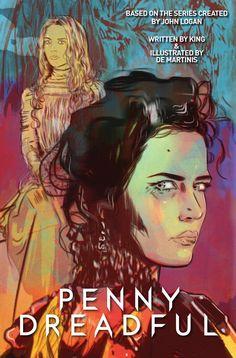 Penny Dreadful #4 #TitanComics @titancomics @ComicsTitan #PennyDreadful Release Date: 9/21/2016