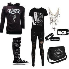 MCR clothing - Google Search