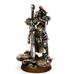 HERESY HUNTER DOMINATOR WITH POWER SWORD – Wargame Exclusive