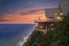 Beach House, Laguna Beach, California photo by mdesign