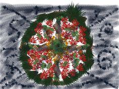 Despacho.  by recording artist Chakuna Machi Asa! #digitalart #style #art #healing http://www.infinitynaturals.com/moon-eye-ancient-healing-sounds/