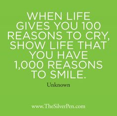 Hollye Jacobs, Breast Cancer Survivor - Quotes & Inspiration - 1,000 Reasons to Smile