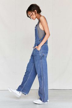 Urban Renewal Vintage Overall - Urban Outfitters