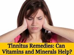 acupuncture and tinnitus