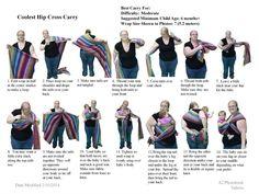 Coolest Hip Cross Carry