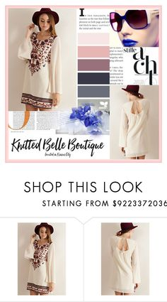"""Knitted Belle Boutique"" by amnagirl ❤ liked on Polyvore"