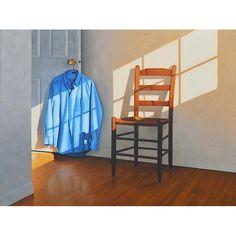 Blue shirt and Sunlight, Jim Holland