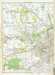 Street plan of Rochdale, Lancashire (western area), Rochdale, Old Maps, Will Turner, Photo L, Manchester, Westerns, Old Things, English, Memories