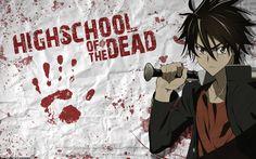 high school of the dead | blood highschool_of_the_dead komuro_takashi.jpg