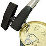 #4: Can Opener-Manual Stainless Steel Anti Slip Smooth Edge Good Cook Cut Side with Soft Grips Handle Cans tin Lid Lifter Kitchen…