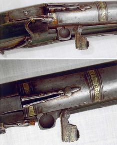 Ethnographic Arms & Armour - A fine Styrian snap tinderlock gun, ca. 1525, in the Graz Armory