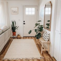 Home Decor Inspiration .Home Decor Inspiration Living Room Sets, Rugs In Living Room, Home And Living, Living Room Designs, Modern Living, Narrow Living Room, Living Room Bench, Cozy Living, Home Decor Inspiration