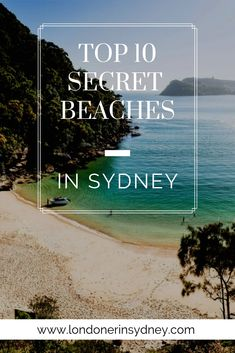 The best secluded beaches in Sydney. You'll find some of the best secret beaches in Sydney the locals don't even know about! Australia Beach, Visit Australia, Queensland Australia, Australia Travel, Australia Living, Western Australia, Sydney Beaches, Manly Beach, Beach Cars