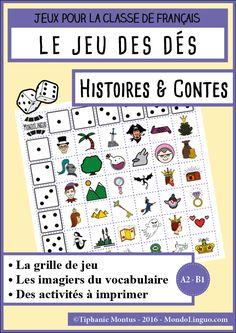 JDD - Contes et histoires | Mondolinguo - Français