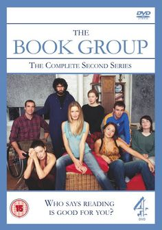 The Book Group (2002-2003; C4; Anne Dudek, Rory McCann, Derek Riddell) -- A few oddballs and loners form a book group and end up talking about more than books. A cozy comedy.