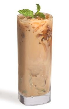 Bailey's Iced Coffee - 1 ounce Baileys Original Irish Cream 1/2 ounce Iced Coffee 1 ounce Bulleit Bourbon 1/8 ounce 2:1 Raw Sugar Syrup  2 Mint Sprigs 1. Mix coffee and sugar syrup together and set aside. 2. In a highball glass, layer 3 mint sprigs in the bottom of the glass, then top with crushed ice. 3. Add Baileys Original Irish Cream, Bulleit Bourbon and simple syrup. 4. Swizzle together, leaving the mint at the bottom of the glass. 5. Float coffee on top and garnish with last mint…