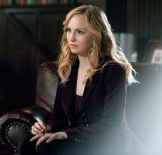 the vampire diaries caroline  | The Vampire Diaries': Candice Accola on Tyler, Klaus, and that thing ...