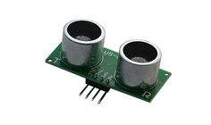 SNS-US020 is low cost ultrasonic sensor, perfect for your next robot project. It measures the distance by sending ultrasonic waves and reading back when the reflected wave.SNS-US020 operates with ...
