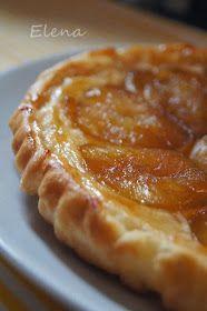 Chocolate y Pimienta: Tatin de manzana