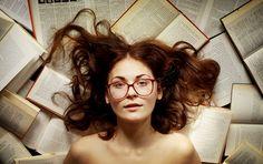 literature self portrait task (love the idea!!!) (by ulicam)