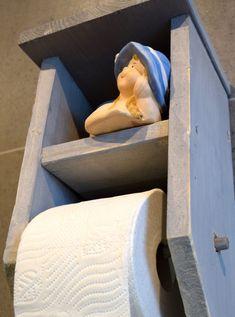 Anleitung Toilettenpapierhalter (Klorollenhalter) aus Holz selber bauen / DIY Badezimmer / Bad Deko