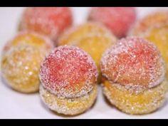 PESCHE DOLCI MASCARPONE & NUTELLA FATTE IN CASA - Homemade Italian Sweet Peaces with Nutella - YouTube