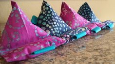 """Batik Collection Gadgetbagz! Great pillow for your smart phone or mini tablet! Shop for it on Etsy """"Aunt Kimmy's Creations"""""""