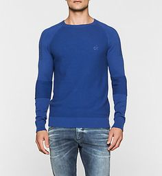 Moto Sweater - Seize Men | Calvin Klein® UK
