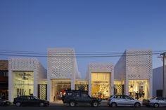 Commercial Architecture winner: Mackelvie Street Shopping Precinct by RTA Studio.