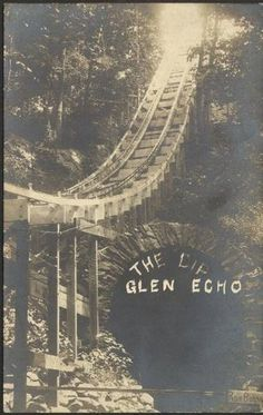 Post Cards from Glen Echo, Maryland